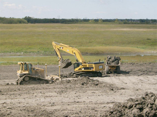 Red River Floodway Expansion