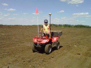 Saskatchewan Highways Dalmeny Access